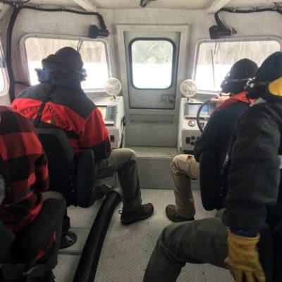 Airboat Operator Training